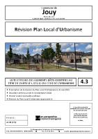 4.3 Liste et fiches des bâtiments identifiés art L151.19 C U v2 après modif